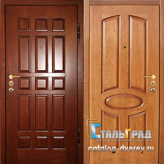 Двери из Белого Ясеня- roomplanru